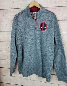 Marvel Deadpool Pullover Sweatshirt